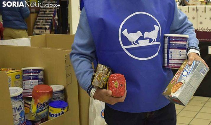 Foto 1 - Los Bancos de alimentos de la región recibirán 190.000 € en beneficio de personas y familias más desfavorecidas