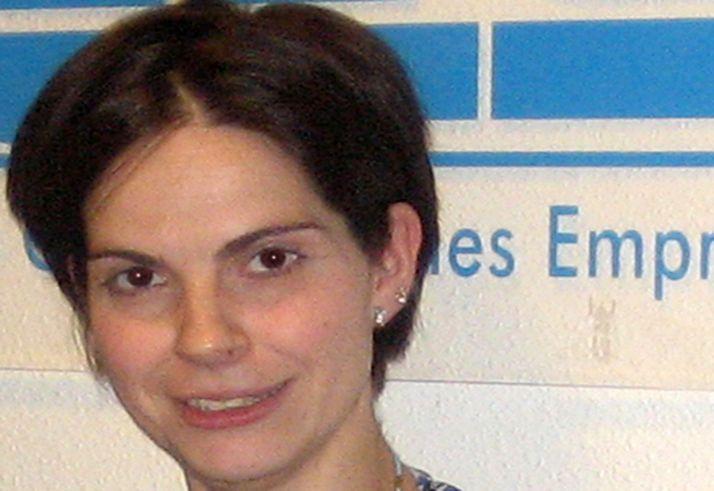 Belén Izquierdo, presidenta de CEAT-Soria. /FOES