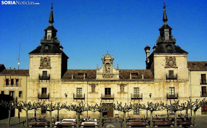 Imagen de archivo del edificio. /SN