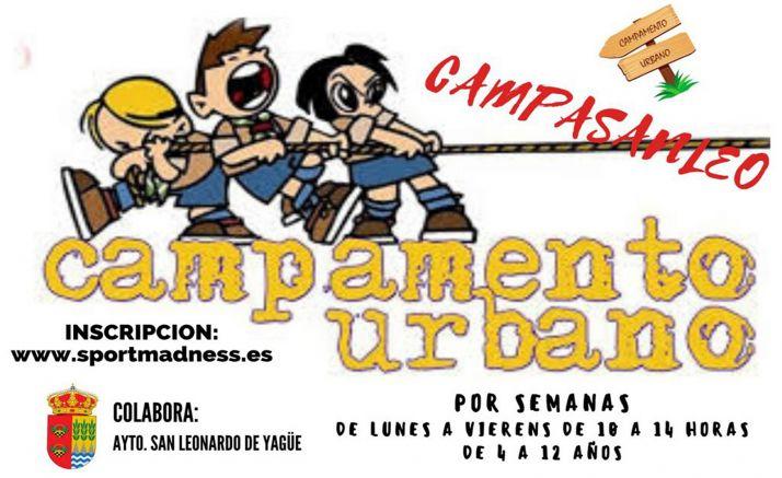 Foto 1 - San Leonardo acoge un campamento urbano para este verano