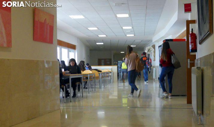 Imagen de las dependencias del Campus Duques de Soria. /SN