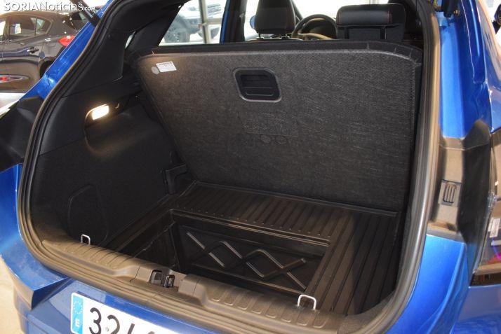 Foto 2 - Puma, el híbrido de Ford que conjuga rendimiento y eficacia