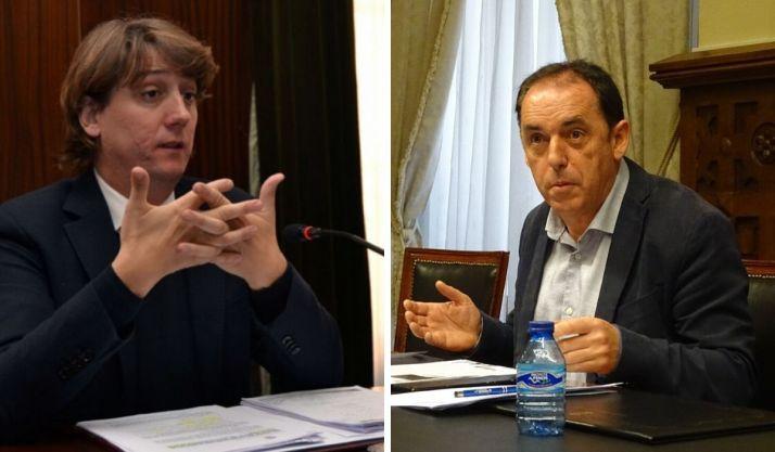 """Foto 1 - Mínguez: """"Es Serrano quien debe dar explicaciones a los empresarios de la capital"""""""