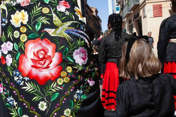 Desfile del Domingo de Calderas de 2019. /María Ferrer