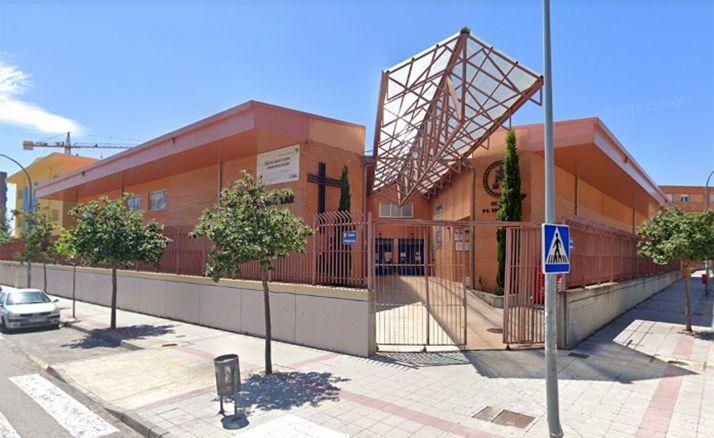 Una imagen del colegio Escolapios. /GM
