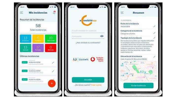 Foto 1 - FADISO propone una app para promover que la ciudad de Soria sea más accesible