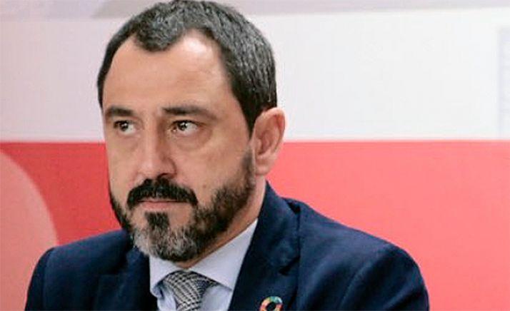 Jaiver Muñoz Expósito, del PSOE soriano. /Twitter PSOE