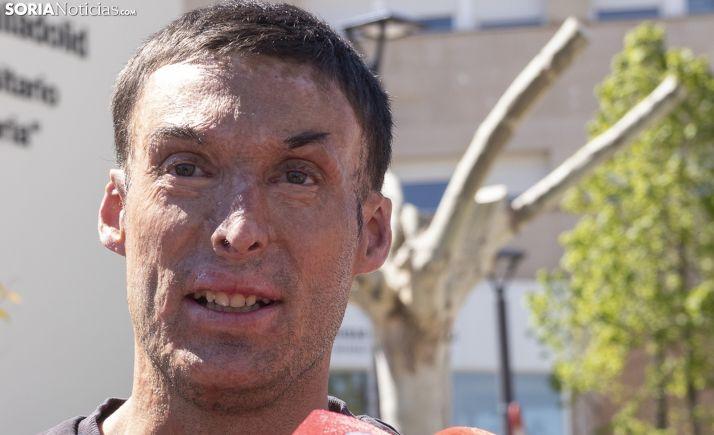 Jorge Gómez, concejal del PP en el Ayuntamiento de Soria.