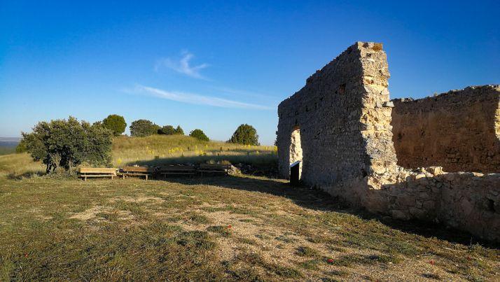 Foto 2 - Labores de desbroce en el Ecoparque de Andaluz