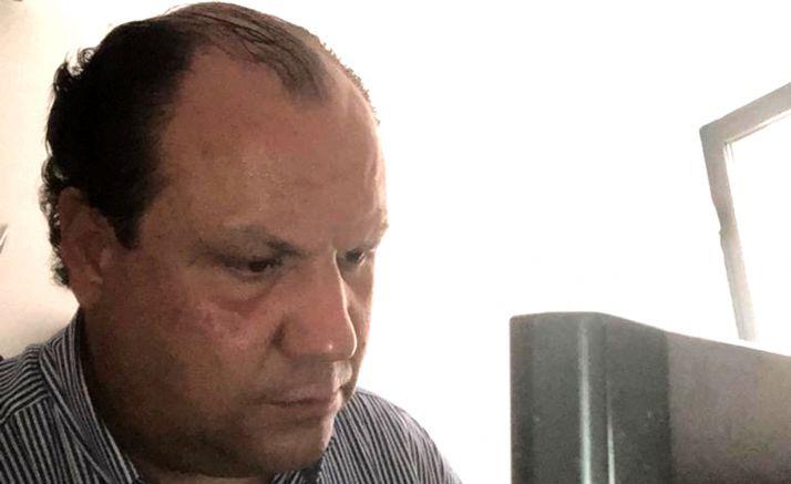 Pedro Antonio Heras, procurador popular en las Cortes regionales.