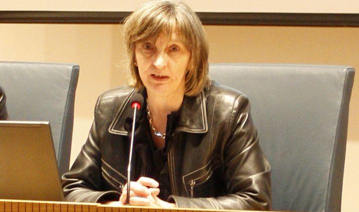 Pilar Ruiz, gerente provincial del Ecyl en Soria.