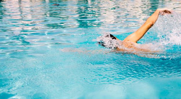 Foto 1 - Las piscinas de Soria volverán el 15 para federados y el 22 para el público general