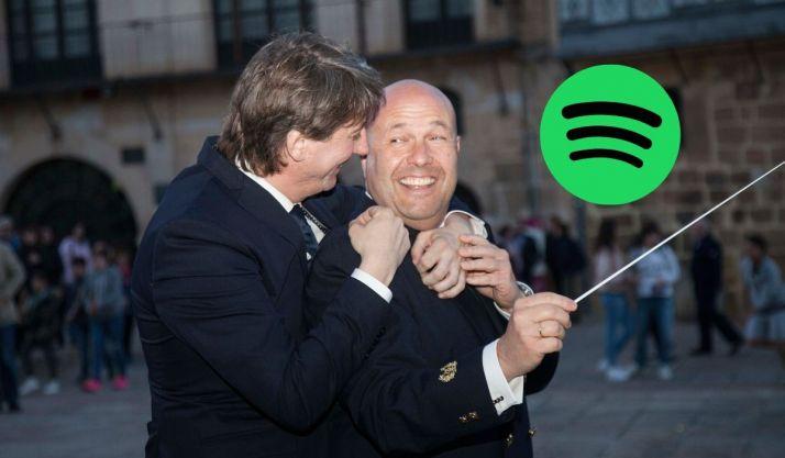 Foto 1 - Las Sanjuaneras llegan a Spotify