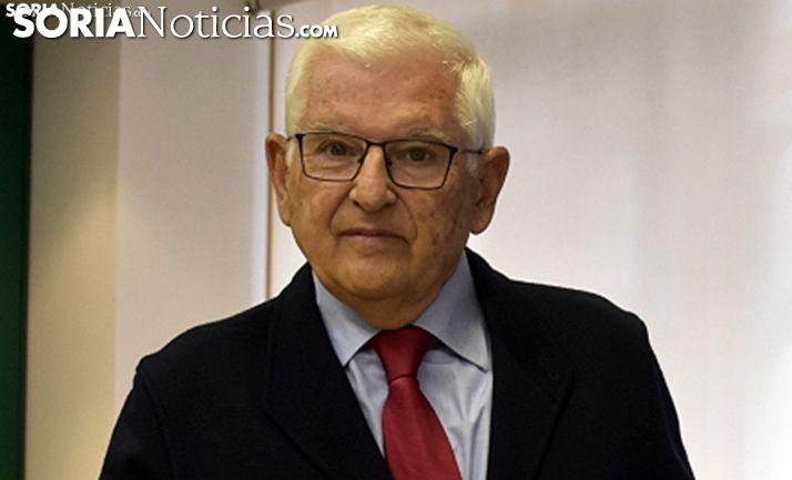 Ruiz Liso es representante permanente de FOES en el Consejo de Salud de Área. /SN