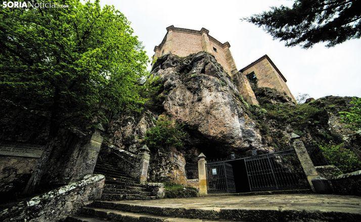 Una imagen de la ermita. /SN