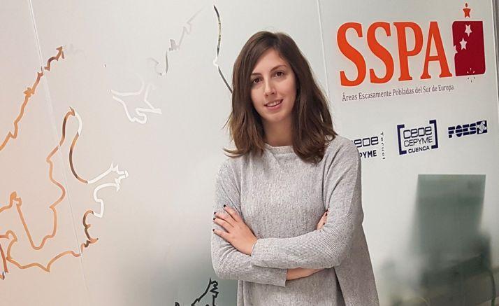 Sara Bianchi, coordinadora de la SSPA.