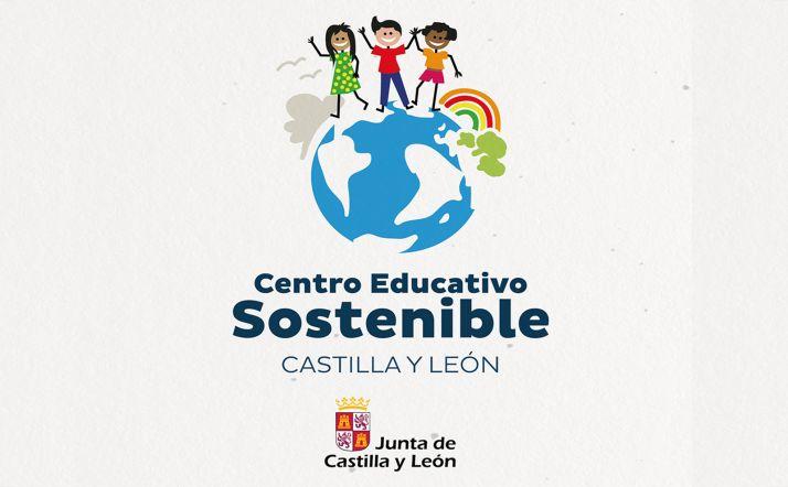 El distintivo que lucirá el centro de Educación Especial.