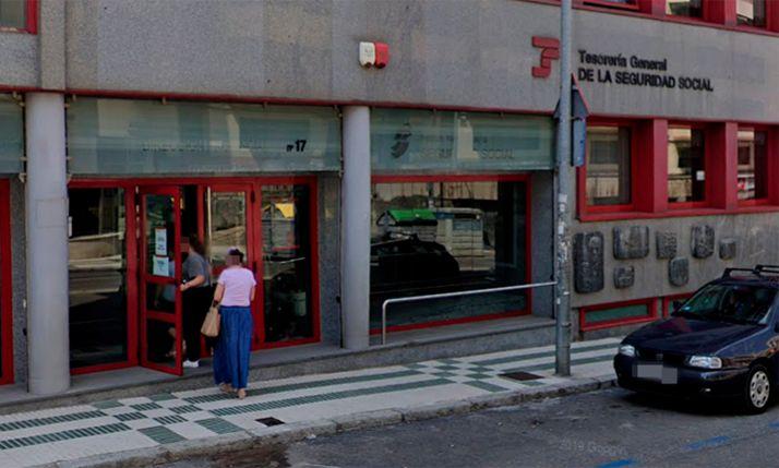 Tesorería de la Seguridad Social en Soria.