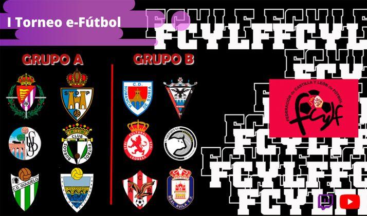 Foto 1 - I Torneo e-Fútbol FCYLF