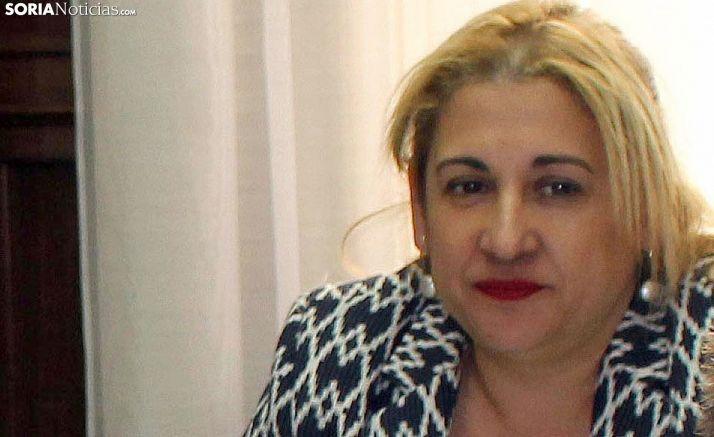 Yolanda de Gregorio. /SN