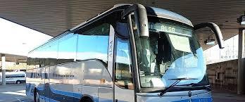 Foto 1 - Se ocuparán todas las plazas de los autobuses desde el lunes.