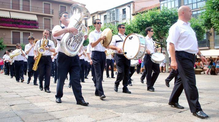 La Banda de Música de Soria.
