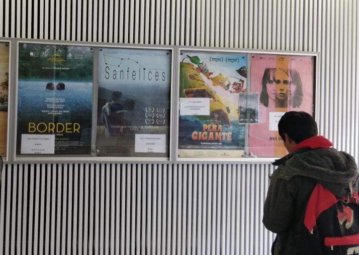 Foto 1 - Hoy, lunes, vuelve el cine a la ciudad de Soria