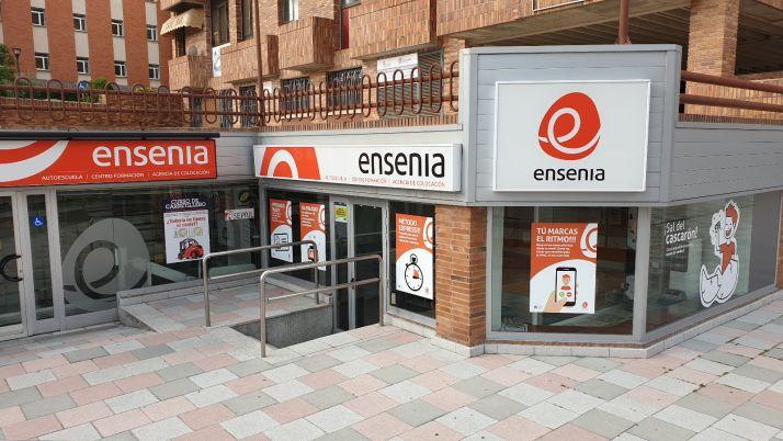 Instalaciones de Ensenia en Soria capital.