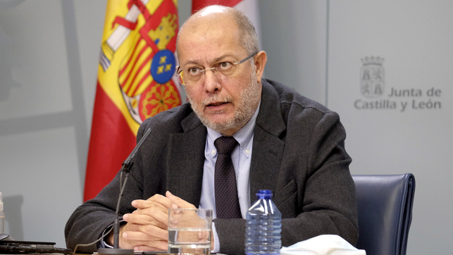 Francisco Igea.