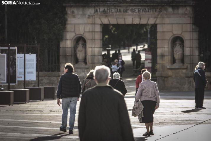 Plaza de Mariano Granados. /Viksar Fotografía.