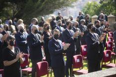 Foto 2 - CyL muestra su gratitud a los héroes que han luchado contra la pandemia