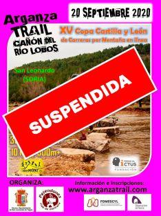 Foto 2 - La Arganza Trail, suspendida