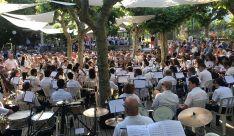 La Banda de música de Soria honra a Ennio Morricone