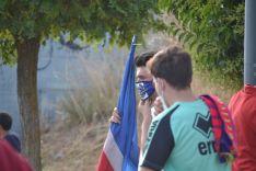 Foto 8 - FOTOS: La afición y la ilusión inundan la entrada al estadio
