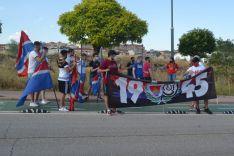 Foto 5 - FOTOS: La afición y la ilusión inundan la entrada al estadio