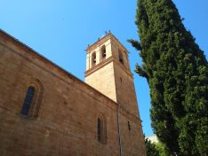 Una de las imágenes captadas por Soria Patrimonio.