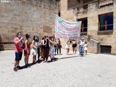 Manifestación en Duruelo