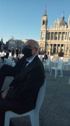 Foto 6 - Un soriano, invitado al homenaje de Estado a la víctimas de la Covid-19
