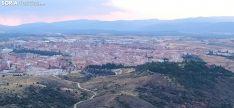 Foto 7 - Fotos: Soria desde la Sierra Santa Ana y el Mirón