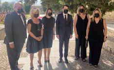 Soria, presente en el homenaje a las víctimas del Covid-19