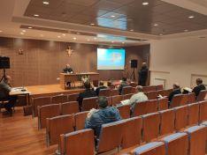 Reunión del Consejo de Asundos Económicos de Osma-Soria. /DOS