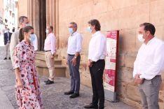 Foto 5 - GALERÍA: Los Reyes completan la mañana en Soria
