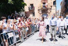 Foto 6 - GALERÍA: Los Reyes completan la mañana en Soria