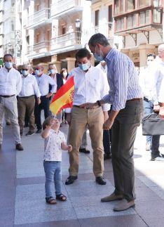 Foto 4 - GALERÍA: Los Reyes completan la mañana en Soria