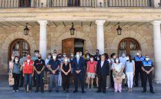 Foto 5 - Los héroes del SAMUR visitan Numancia