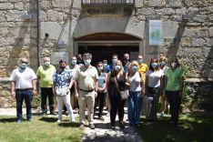 Foto 6 - Los héroes del SAMUR visitan Numancia