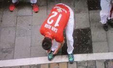 Foto 2 - Soria, y sus corredores, añoran San Fermín