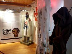 Imágenes de la exposición 'Los Bécquer y Soria'.