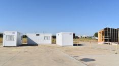 Instalaciones de FlyBy en Garray. /Diputación