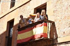 Los Reyes de España visitan Soria.
